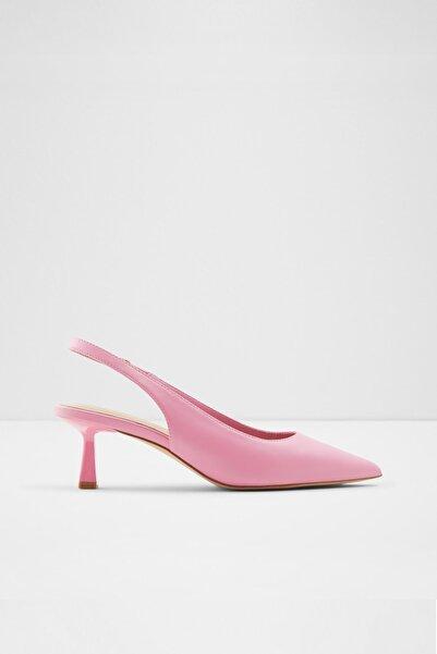Kadın 0Pembe  Topuklu Ayakkabı