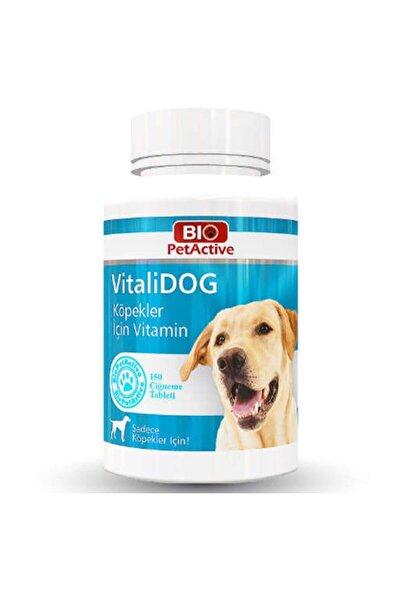 Vitalidog Köpek Multivitamin Tablet