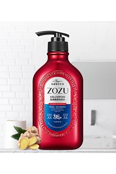 Zencefilli Onarıcı Ve Güçlendirici Şampuan