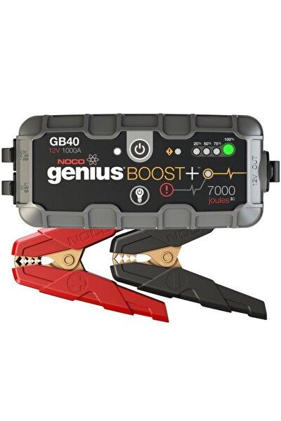 Genius Gb40 12v 1000amp Ultrasafe Lityum Akü Takviye + Powerbank + Led Lamba