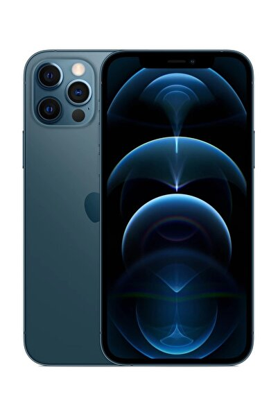 iPhone 12 Pro Max 512GB Mavi Cep Telefonu (Apple Türkiye Garantili)