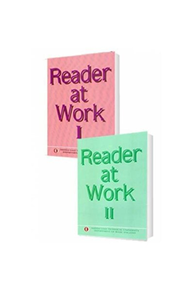 Reader At Work 1 Ve 2 Full Set Odtü Yayınları