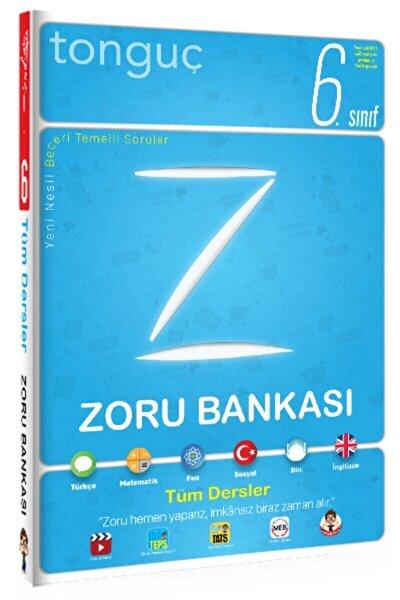 6. Sınıf Zoru Bankası Tüm Dersler Tonguç Yayınları
