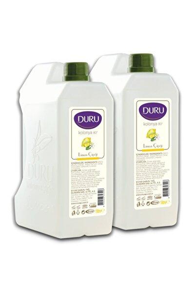 Limon Kolonyası %80 1 Lt (2 Adet)