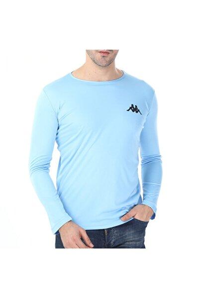 Erkek Açık Mavi Poly U/k Barew T-shirt