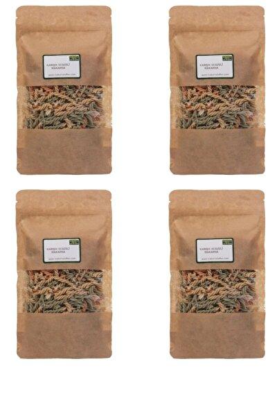 Karışık Sebzeli Makarna (4'lü Paket)