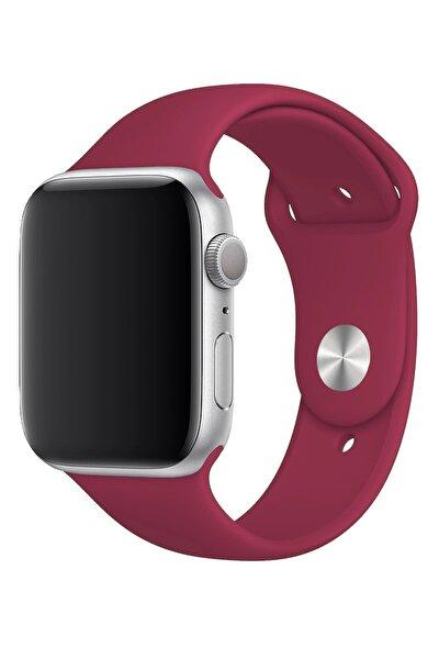 Apple Watch 38mm A+ Yüksek Kalite Spor Klasik Silikon Kordon Kayış Bileklik