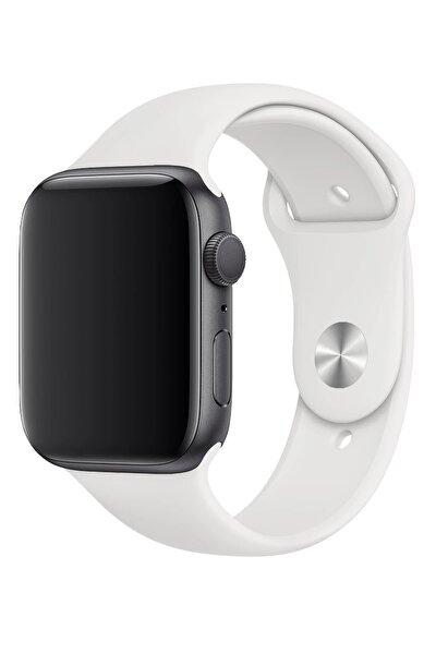 Apple Watch 40mm A+ Yüksek Kalite Spor Klasik Silikon Kordon
