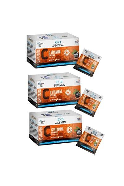 C Vitamini 14 Saşe 3 Lü Paket