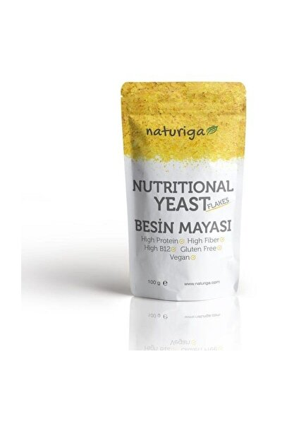 Nutritional Yeast (besin Mayası)