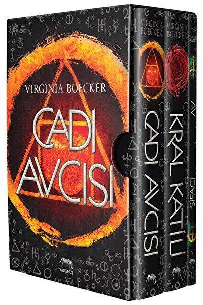 Cadı Avcısı Serisi Kutulu Set (3 Kitap Takım) - Virginia Boecker 9786257973540