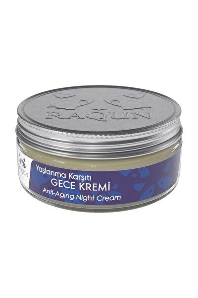 Yaşlanma Karşıtı Gece Kremi 50ml %100 Doğal & Organik Içerik