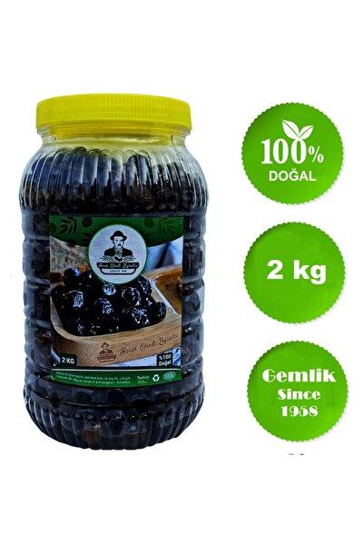 %100 Doğal - 1. Sınıf Iznik Zeytini - 2kg - Sınırlı Sayıda