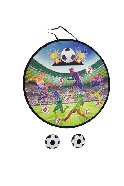 Birlik Fırlat Yapıştır Futbol Dart Seti