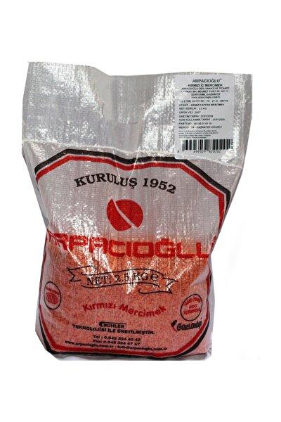 %100 Yerli Türk Malı Kırmızı Yaprak Mercimek 2.5kg (cilalı)