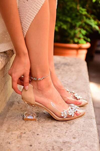 Katrina ten topuklu ayakkabı