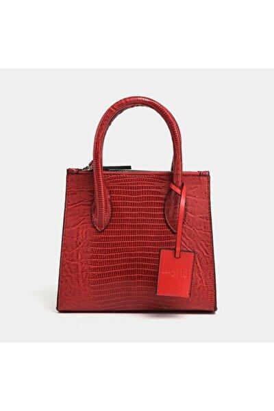 Kırmızı Kadın Mini (çapraz) Çanta
