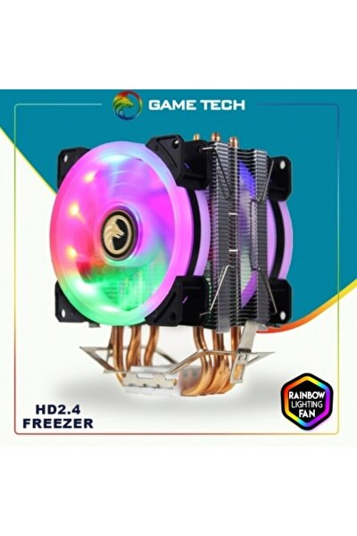 Freezer Hd2.4 Amd/ıntel Raınbow Işlemci Fanı