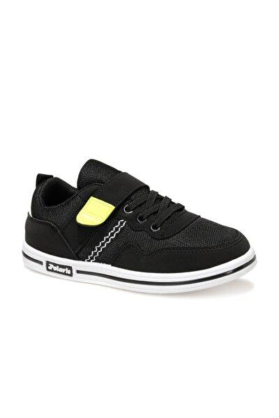 512532.F1FX Siyah Erkek Çocuk Sneaker 100787974