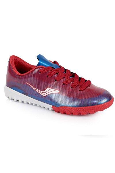 Çocuk Kırmızı Halı Saha Ayakkabı