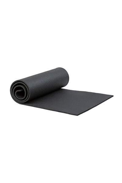 Pilates Minderi 6.5 Mm - Siyah Pilates Matı - Pilates Ve Yoga Minderi