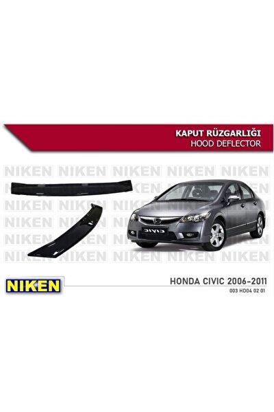 Nıken Honda Cıvıc 2006-2011 Kaput Rüzgarlığı Eco