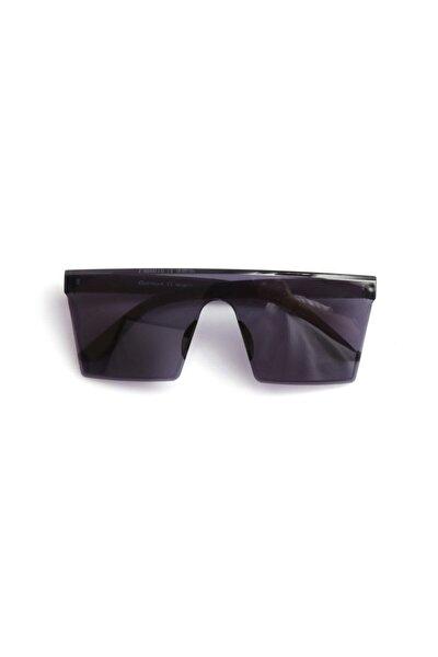 Tasarım Unisex Güneş Gözlüğü Siyah