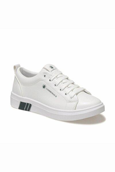 TINA 1FX Beyaz Kadın Havuz Taban Sneaker 100696363