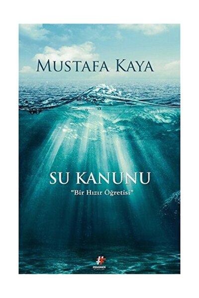 Mustafa Kaya Su Kanunu