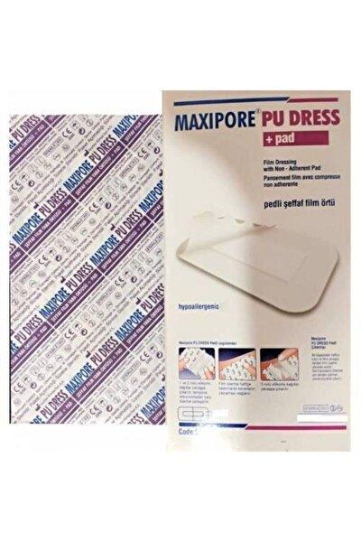 Maxipore Pedli 10x30 - Steril - Su Geçirmez - Yara Sargısı- Hipoalerjenik - 10 Adet