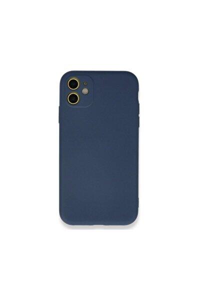 Iphone 12 Pro Lansman Telefon Kılıfı Lacivert