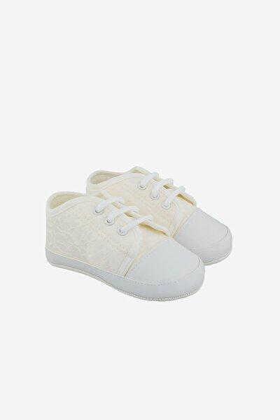 Bağcıklı Bebek Ayakkabı