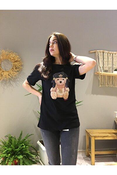 Kadın  Teddy Tshirt