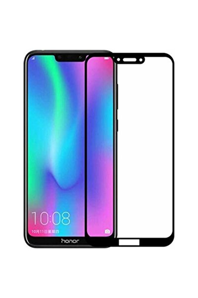 Huawei Honor 8c 3d Komple Kırılmaz Cam Ekran Koruyucu