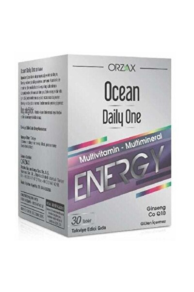 Ocean Daily One Energy 30 Tablet