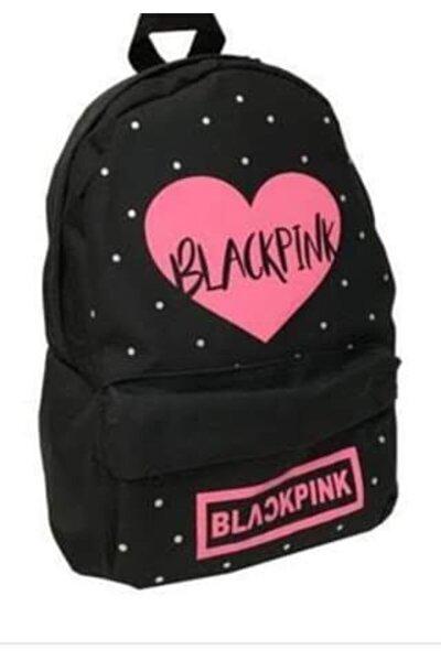 Kadın Black Pink Sırt Çantası