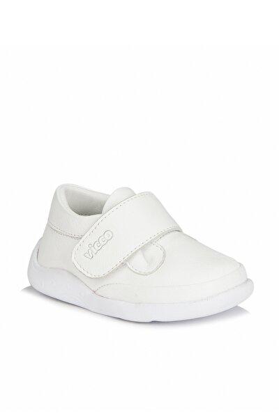 Shot Unisex Bebe Beyaz Günlük Ayakkabı