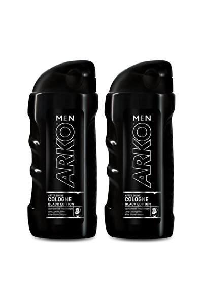 Men Black Edition Tıraş Kolonyası 2x250ml