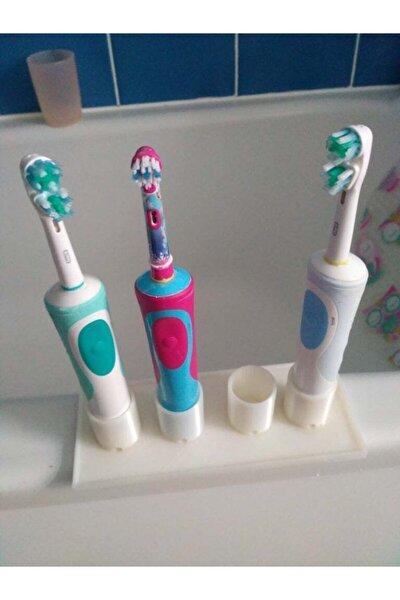 Diş Fırçası Standı Tutucu Askısı Standı Aparatı Organizer