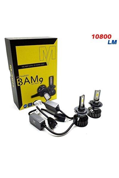 Bam9 H7 Mini Led Xenon 10800lm