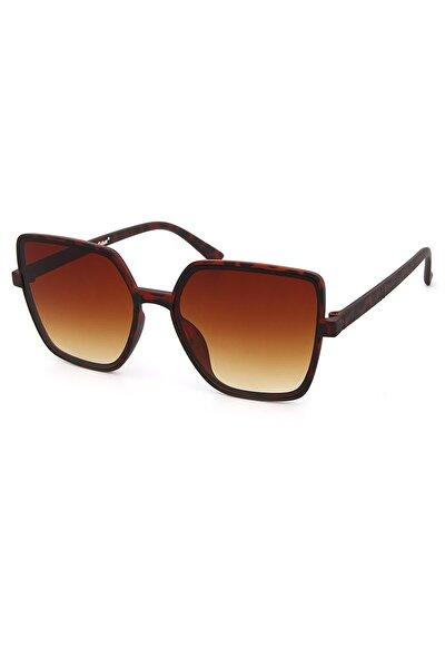 Kadın Kahverengi Güneş Gözlüğü Blt2078b