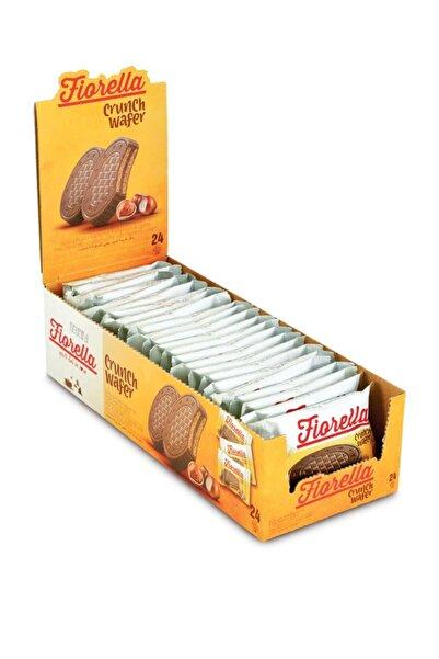 Crunch Çikolatalı Gofret 20 gr  24'lü (1 Paket)