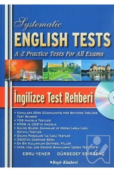 Systematic English Tests - Ingilizce Test Rehberi Beşir Kitabevi Ebru Yener Dürsedef Esirgenç