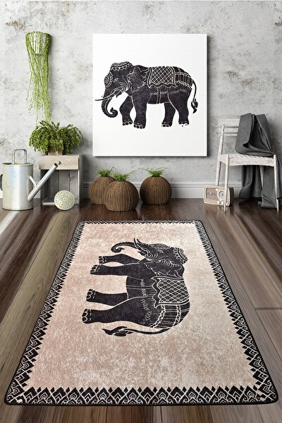Elefante Nero Djt Dekoratif, Koridor Halı Modelleri