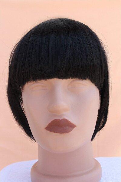 Takma Kahkül - Siyah - 1b# - Uzun Kenarlı