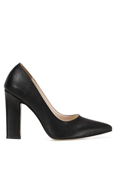 FLAMUR2 Siyah Kadın Topuklu Sandalet 100556621