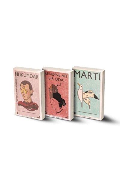 Kült Kitaplar / Hükümdar - Kendine Ait Bir Oda - Martı