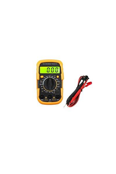 Ölçü Aleti Tm-9213 Dijital Multimetre