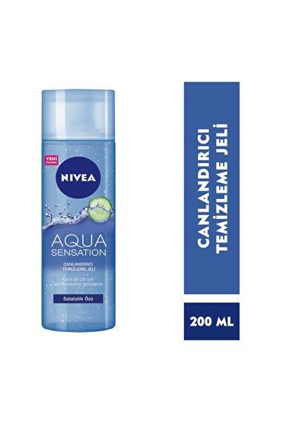 Aqua Sensation Canlandırıcı Temizleme Jeli 200 ml