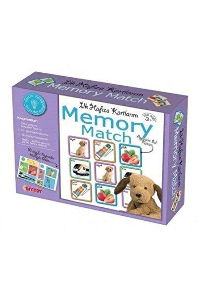 Memory Match Ilk Hafıza Kartları